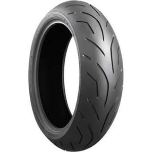 I think that it is SportsTire? High grip tire