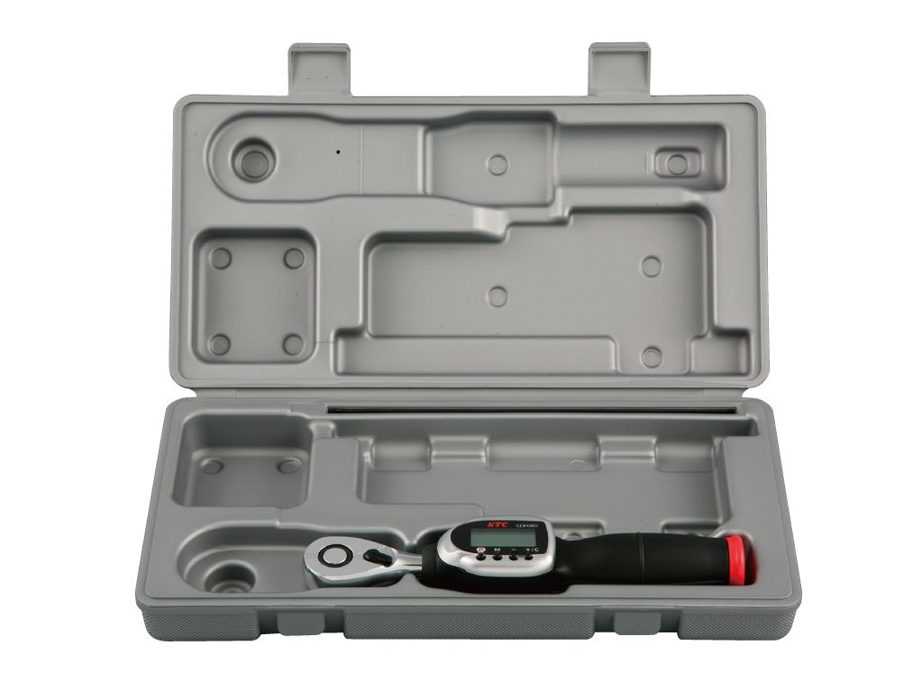KTC Digital Ratchet Plug Set