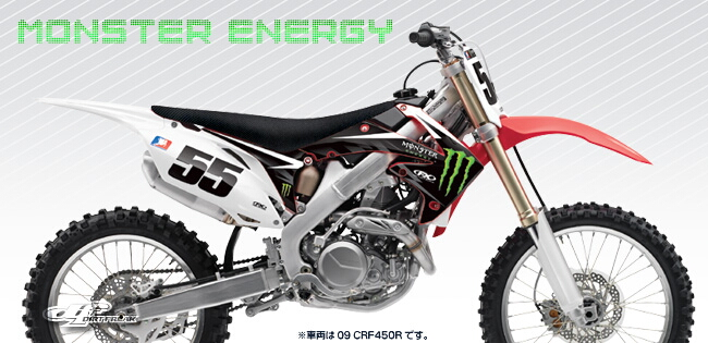 FACTORY EFFEX Monster Energy Graphic Decal
