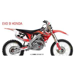 FACTORY EFFEX HONDA EVO10 Series Graphic Decal