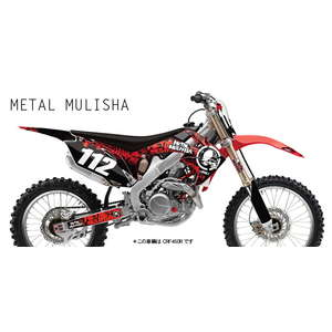 FACTORY EFFEX Metal Marshall HONDA Graphic Decal