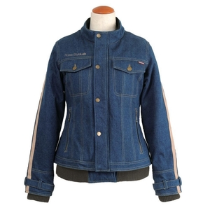ROSSO Vintage Type Denim Winter Jacket