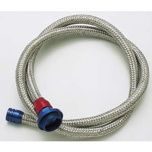 CF POSH Stainless Steel Blade Breather Hose Kit