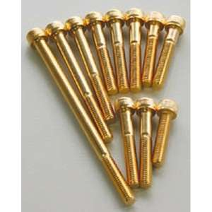 CF POSH 24K Plating Stainless Steel Cap Bolt