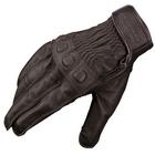 KOMINE GK-720 Vintage Leather Gloves