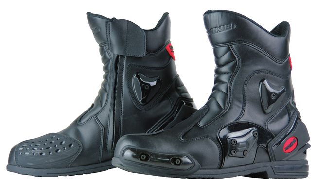 This boots are awesome! The comfor and protection ...