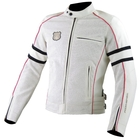 KOMINE JK-035 Artificial Leather Jacket ALZO