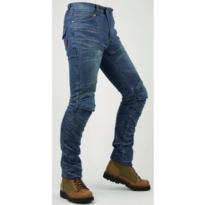 KOMINE PK-718 Super Fit Kevlar Denim Jeans