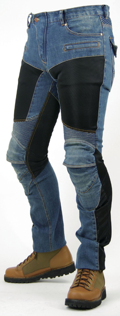 PK-719 Super Fit Kevlar Mesh Denim Jeans