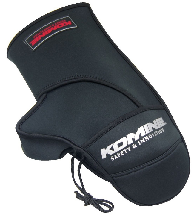 KOMINE AK-085 Neoprene Warm Handle Cover