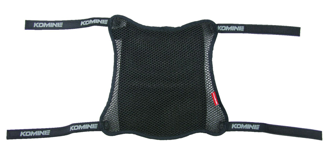 KOMINE AK-108 3D Air Mesh Seat Cover Double