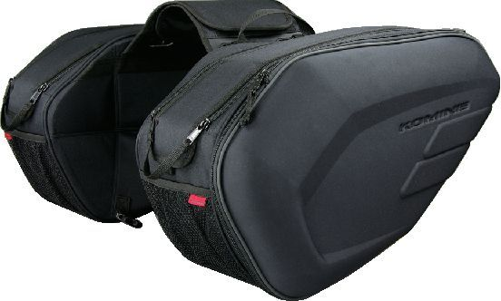 KOMINE SA-212 Molded Saddle Bag EXP