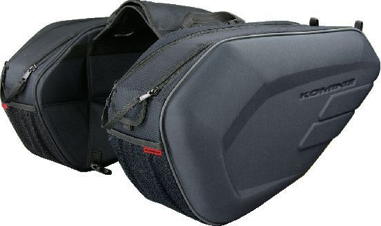 KOMINE SA-213 Molded Saddle Bag