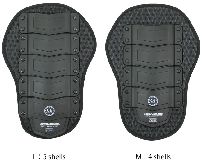 Decent back protector with a reasonable price