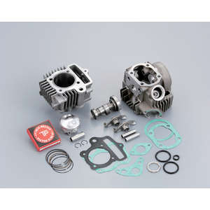 SHIFT UP MONKEY 88cc High Revolution Big Bore Kit (with High Range Camshaft) for 12V
