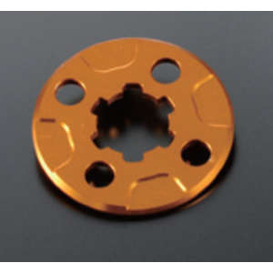 SHIFT UPAluminum Drive Sprocket Lock Plate