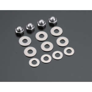 SHIFT UP Stainless Rear Suspension Nut Set