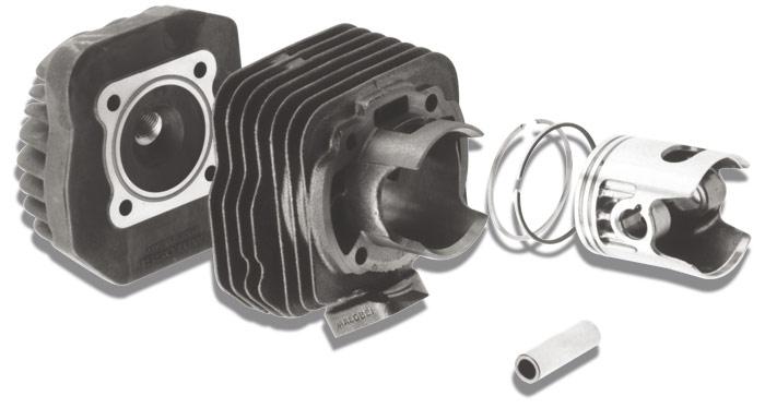 Cylinder+Head Kit pin12mm