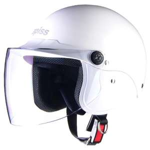 LEAD apiss AP-603 Semi-Jet Helm
