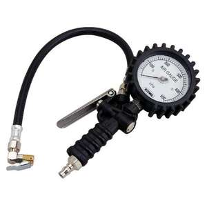 KOWA 2-wheeled Tire Gauge (with L-type Hand Lead Chuck)