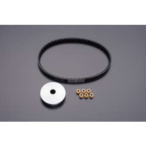 GRONDEMENT High Performance Drive Kit (Kevlar Reinforced Drive Belt)