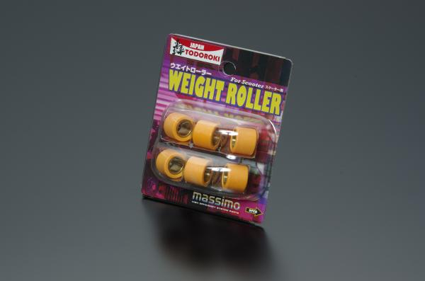 GRONDEMENT Super Weight Roller (20x12) 8g (1 Set of 6pcs.)