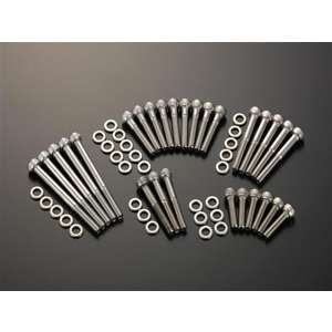 Blue Point Crankcase Stainless Bolt Set