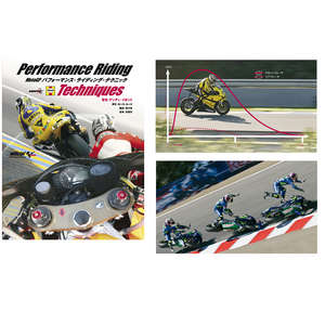 WiCK Performance MotoGP / Technique d'équitation / Technologie po