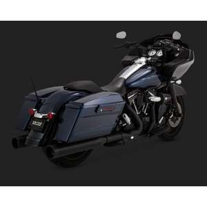VANCE&HINES Oversize 450 Raider Slip-on Silencer Black