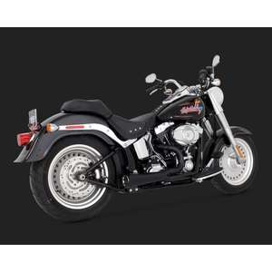 VANCE&HINES Competition Series 2-INTO-1 Black Full Exhaust System