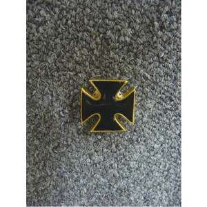 RIDEZ Helmet Accessorie Iron Cross
