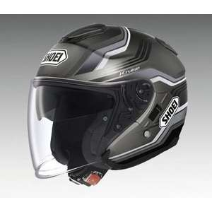 SHOEI [Closeout Item] J-Cruise STOLD TC-11 SILVER/GREY Helmet [Special Price Item]