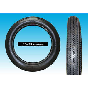 EASYRIDERS FIRESTONE Firestone Replica Tire (4.50 x 18)