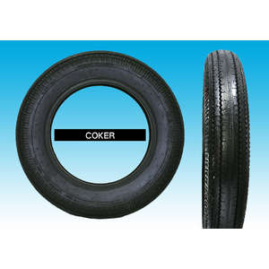 EASYRIDERS COKER Tire (5.00 x 16) [BLACKWALL]