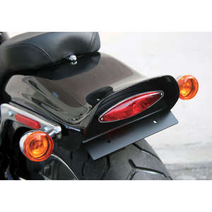 EASYRIDERS Snake Eye Tail Light Kit for Genuine Fender
