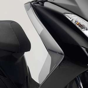 YAMAHA Side Visor