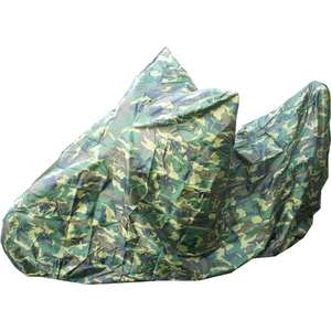 N PROJECT Camouflage Motorcycle Cover Camouflage S