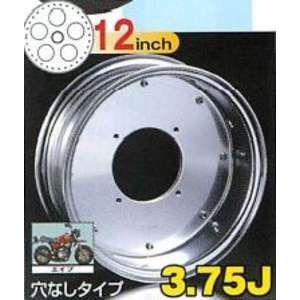 G-Craft 12-inches Wide Wheel Kit 3.75J for APE100 Rear