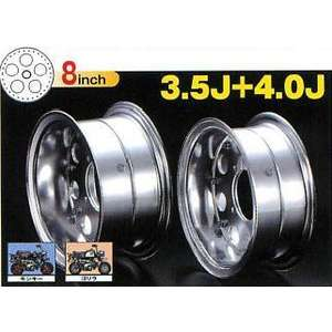 G-Craft 3.5J+4.0J Pack 8-inches Wide Wheel 3.5J-4.0J Pack (without Hole Pack)