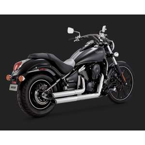 VANCE&HINES Twin Slash Staggered Full Exhaust System