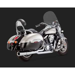 VANCE&HINES PRO PIPE CHROME Full Exhaust System
