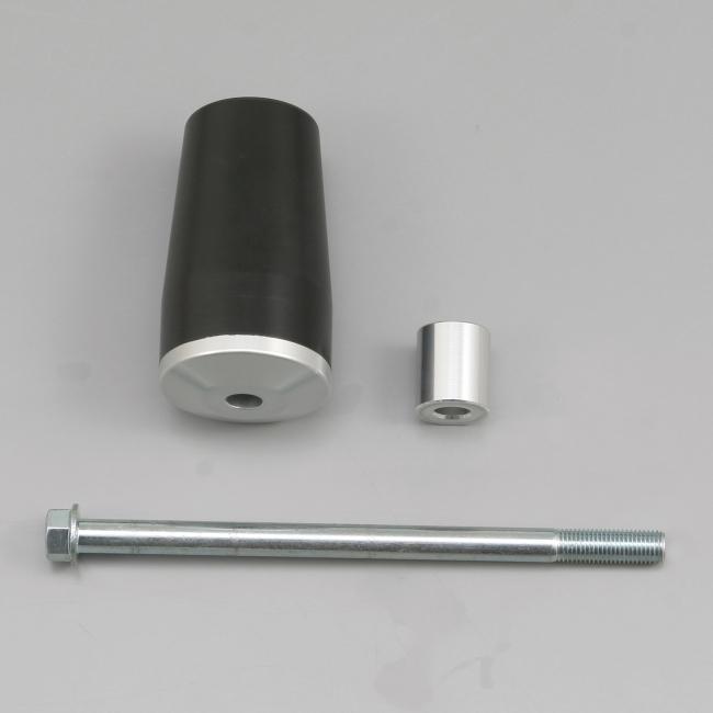 【DAYTONA】【引擎保護滑塊 (防倒球)用補修部品】 單側套件 (右) - 「Webike-摩托百貨」