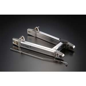 OVER RACING Swing Arm 10cm Long without OV Type Stabilizer