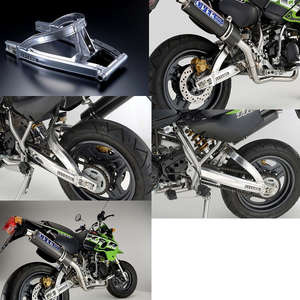 OVER RACING Tipo OV Swingarm com Estabilizador