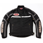 RUMBLE Saddle Back Line Mesh Jacket