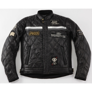 RUMBLE Shot Gun Road Quilted Jacket