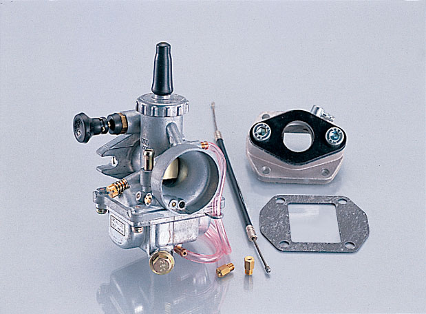 kitaco big carburetor kit mikuni vm 20 110 0014401. Black Bedroom Furniture Sets. Home Design Ideas