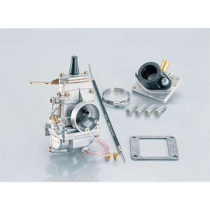 KITACO Big Carburetor Kit MIKUNI Flat Φ24