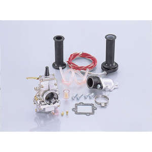 KITACO Big Carburetor Kit MIKUNI Full Flat Φ24