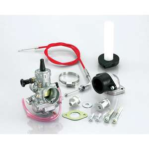 KITACO Big Carburetor Kit Mikuni VMm M 26